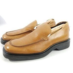 00d6d456767 Coach Shoes - Coach Mens 10.5 Leather Loafer Dress Shoe Italy